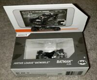 New & Sealed - Hot Wheels ID - JUSTICE LEAGUE BATMOBILE - Series 1 FREE SHIPPING