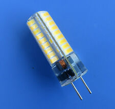 USA Shipping 10x GY6.35(GX6.35) 5W LED bulb 72-5730 DC12~24V Crystal Warm White