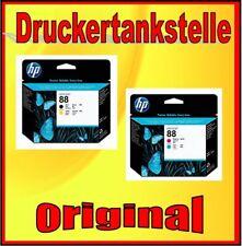 Druckkopf HP 88 Set  * Officejet PRO K8600 K550 K5300 K5400 L7300 7500 7600 7700