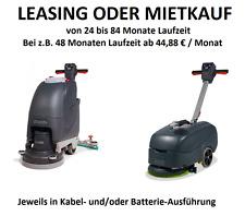 LEASING&MIETKAUF ab 44,88€/M Akku & Kabel Scheuersaugmaschine Reinigungsmaschine
