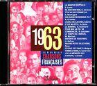 LES PLUS BELLES CHANSONS FRANCAISES - 1963 - CD COMPILATION ATLAS