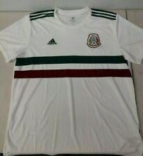 adidas mens Mexico FMF Away El Tri Jersey XXL 2XL
