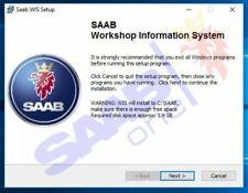 MANUALE OFFICINA SAAB 9-3 & 9-5 1998-2011 WIS