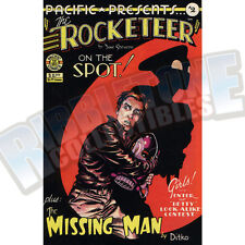 PACIFIC PRESENTS...THE ROCKETEER #2 NM