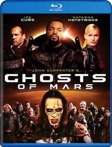 Ghosts of Mars [New Blu-ray]