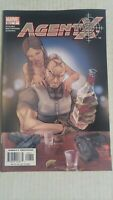 Agent X #8 April 2003 Marvel Comics