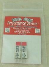 40Mhz Futaba Single Conversion TX/RX Crystal Set UK CH92 / Euro CH88 40.925Mhz