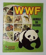 73491 Album figurine Panini - WWF Animali da salvare - 1986 - fig. 171/360