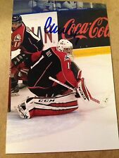 Sam Samuel Harvey SIGNED 4x6 photo ROUYN NORANDA HUSKIES #2