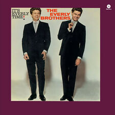 The Everly Brothers – It's Everly Time Vinyl LP Waxtime 2014 NEW/SEALED