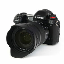 Panasonic LUMIX S1 24.2MP Mirrorless Digital Camera with 24-105mm f/4 Lens