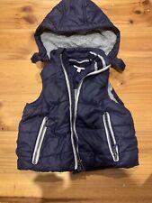 Seed Heritage Boys Blue Navy Vest Size 1-2
