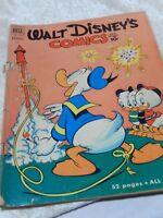1951 Walt Disney's Comics Donald Duck Vol. 11  No.11 Dell