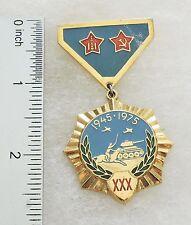 Mongolia WW II Victory Medal