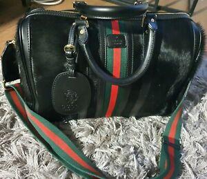Gucci Small Travel Duffle Bag