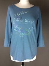 Bnwt £19.99 Espirt Ladies Summer 3/4 Sleeve Top T Shirt Size Xs