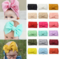 Kids Girl's Headband Bow Flower Hair Band Accessory Toddler Hair Band Headpiece
