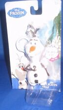 DISNEY PRINCESS COLLECTOR FROZEN OLAF LIGHTS UP CLIP ON (KEYCHAIN),  NEW