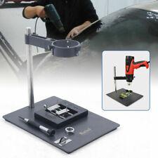 Stainless Bga Heat Gun Clamp Soldering Repair Platform Bracket Adjustable Us