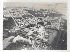 PHOTO c.1930~BISKRA vue d'AVION~~ALGERIE~