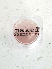 Naked Cosmetics Loose Eyeshadow NNOZ naturally nude .05 oz 1.5 g NEW