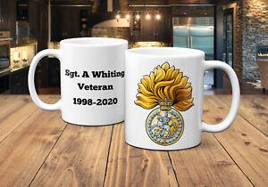 Royal Fusiliers Personalised Mug