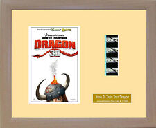 How to Train Your Dragon Film Cell - Numbered Limited Edition