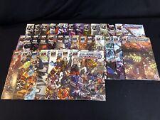 Transformers Armada/Energon #1-30 Complete Series, Official Guidebook 1-3 DW