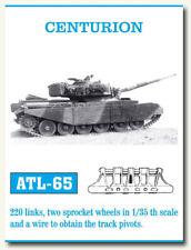 Friulmodel Metal Tracks for 1/35 British Centurion Tank (220 links)