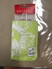 Golla Green Phone Case Pouch Bag for Smart Phone, MP3,camera
