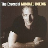 """MICHAEL BOLTON """"THE ESSENTIAL-BEST OF"""" 2 CD NEW"""