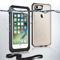 360° Full Cover Waterproof Dustproof Shockproof Case For Samsung S9 /iPhone 6