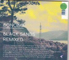 BONOBO - black sands remixed CD