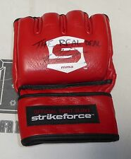 Raymond Daniels Signed Official StrikeForce MMA Fight Glove PSA/DNA COA Bellator