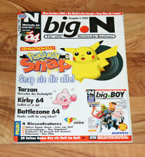 2000 Nintendo Magazine Grand Theft Auto Rampage 2 Wario Land 3 Kirby 64 Army Men