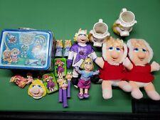 Vintage Muppets Muppet Babies Lot