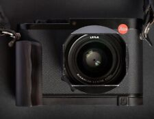 Bresson Hand Made Ebony Wood Wooden Hand Grip for Leica Q2