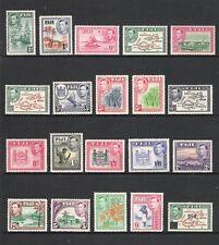 FIJI 1938-55 GVI LOT (HM) CV £275