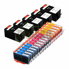 20 PACK 920XL HIGH YIELD 920BK for HP Printer Officejet 7000 7500 – E809 E910