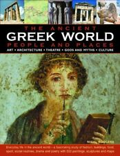The Ancient Greek World People & Place Hardcover (NEW)
