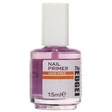Primer para uñas - Base de Uñas Sin Ácidos  The Edge Nails Maxima Calidad tips,