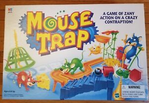 Mousetrap Board Game 1999 Hasbro MB Games Spares Replacement Parts
