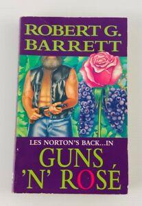 Guns 'n' Rose By Robert G. Barrett  Adventure Fiction Small Paperback Book