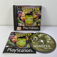 Muppet Monster Adventure Playstation 1 (PS1)