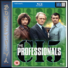 THE PROFESSIONALS - MKIII  **BRAND NEW BLU-RAY**