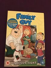 Family Guy - Series 8 - Complete (DVD, 2009, 3-Disc Set)