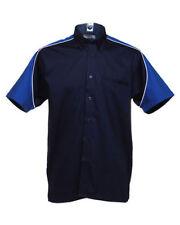 Short Sleeve Striped Big & Tall Formal Shirts for Men