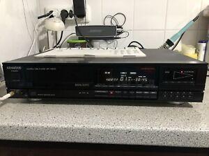 KENWOOD DP-1100D High-End CD-Player mit Fernbedienung und Anleitung.