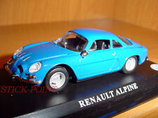RENAULT ALPINE BLUE SCALE 1:43 MINT CONDITION!!!!
