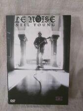 "Neil Young ""Le Noise"" DVD Disc"